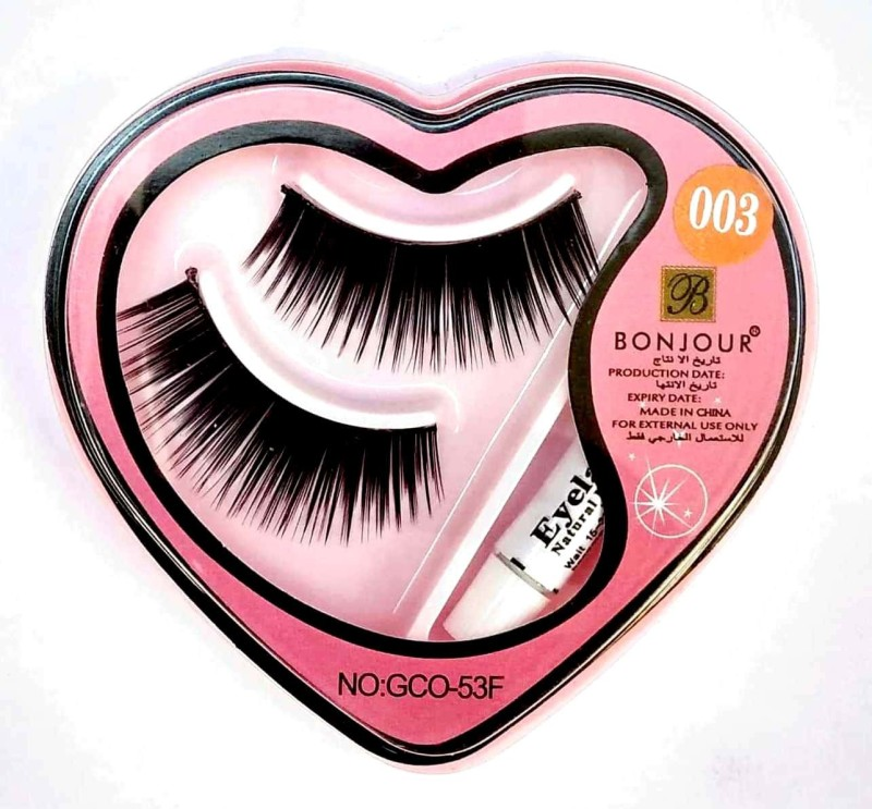 Bonjour eye lashes(Pack of 1)