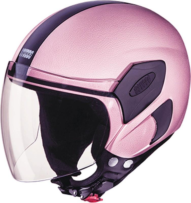 Studds FEMM 540 (PINK)  Motorbike Helmet(Pink)