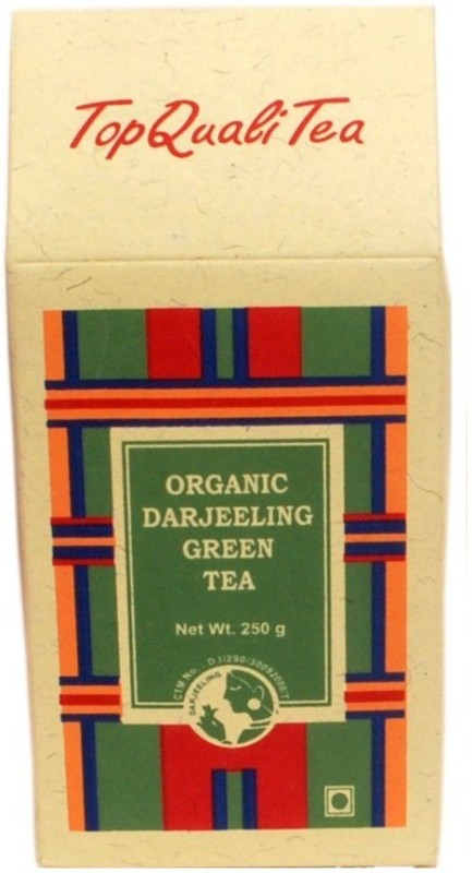TopQualiTea Fresh Green Tea(0.250 kg, Vacuum Pack)