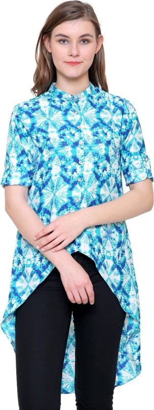 2 Day Printed Women Tunic
