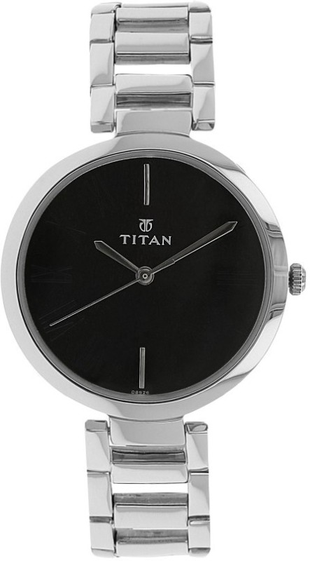 Titan NF2480SM02 Purple Analog Watch - For Women
