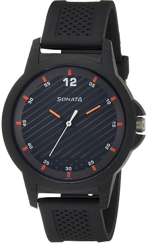 Sonata 7119PP06J Analog Watch - For Men