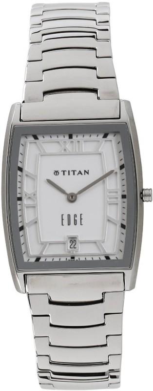 Titan 1684SM01 Edge Watch - For Men