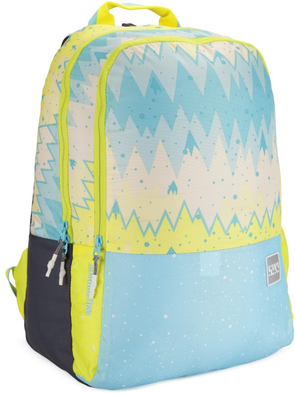 Wildcraft Wiki 1 Ombre 29.5 L Backpack(Multicolor)
