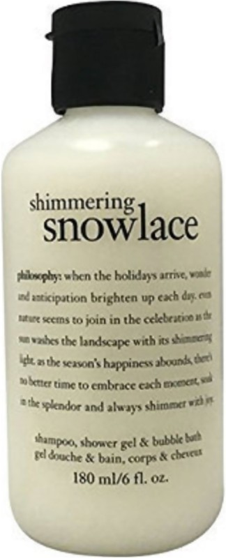 Philosophy Shimmering Snowlace(180 ml)