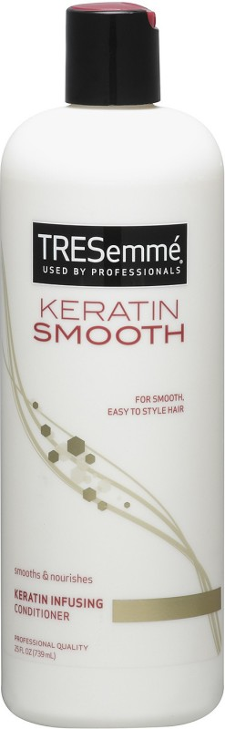 TRESemme Keratin Smooth smooths & nourishes Keratin Infusing Conditioner - 739ml (25oz)(739 ml)
