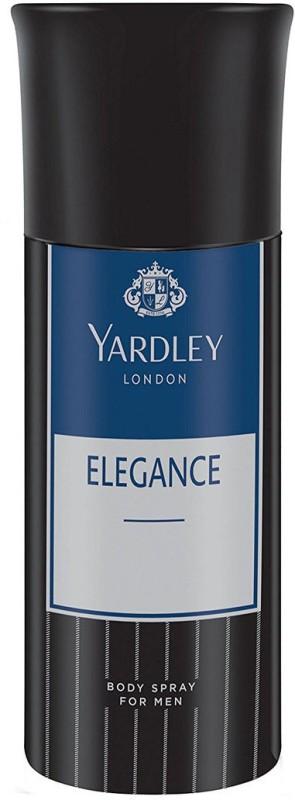 Yardley Elegance Body Spray Perfume Body Spray - For Men(150 ml)