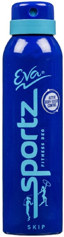 EVA Fitness Deo Body Spray - For Men & Women(125 ml)