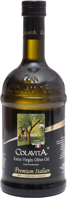 Colavita Authentic Italian Extra Virgin Olive Oil 1 L