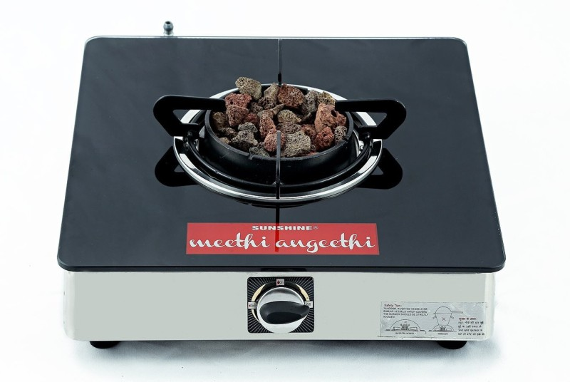 Sunshine SUGT 1 Stainless Steel Manual Gas Stove(1 Burners)