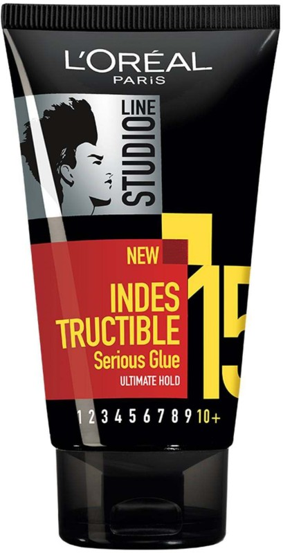 L'Oreal Paris Studio Line 15 Indes Tructible Serious Glue Ultimate Hold - 150ml Hair Styler