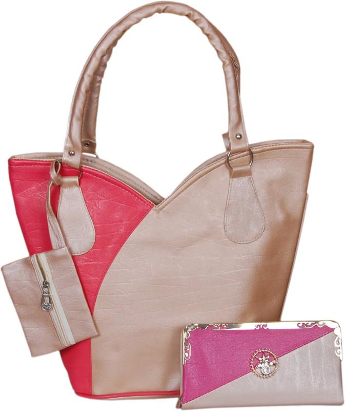 3NG Women Pink Shoulder Bag