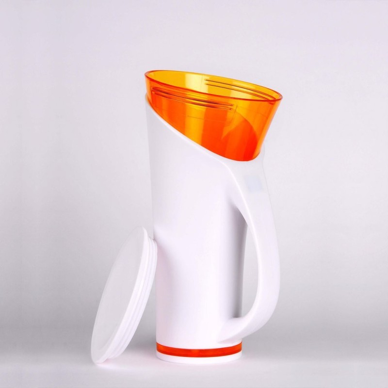 Happy2Buy Smart Drink Temperature Sensor Magic Measuring Cup(400 ml)