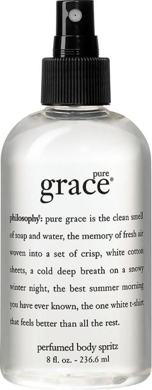 Philosophy Pure Grace Body Spritz(236 ml)