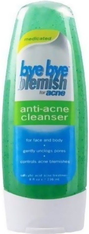 Bye Bye Blemish Anti-Acne Cleanser(236 ml)