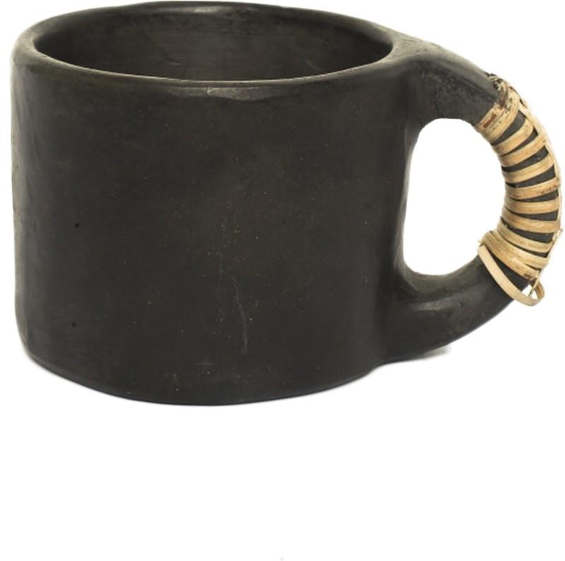 TRIBES INDIA Tea cup Pottery Mug(150 ml)