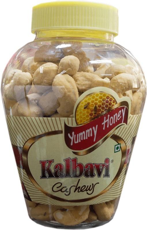 Kalbavi Cashews Yummy Honey Cashews(250 g)