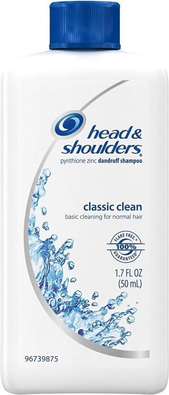 Head & Shoulders Classic Clean Shampoo(50 ml)