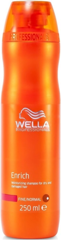 Wella Enrich Moisturizing Shampoo(250 ml)