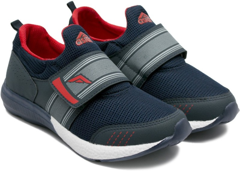 Asian Running Shoes,Training Shoes,Gym Shoes,Walking Shoes Running Shoes For Men(Navy, Red)