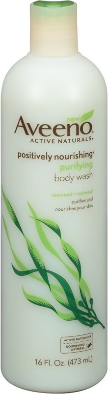 Aveeno Positively Nourishing Purifying(473 ml)