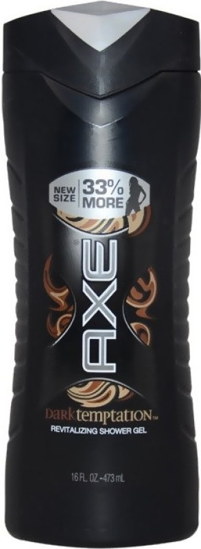 AXE Temptation Revitalizing(473 ml, Pack of 2)