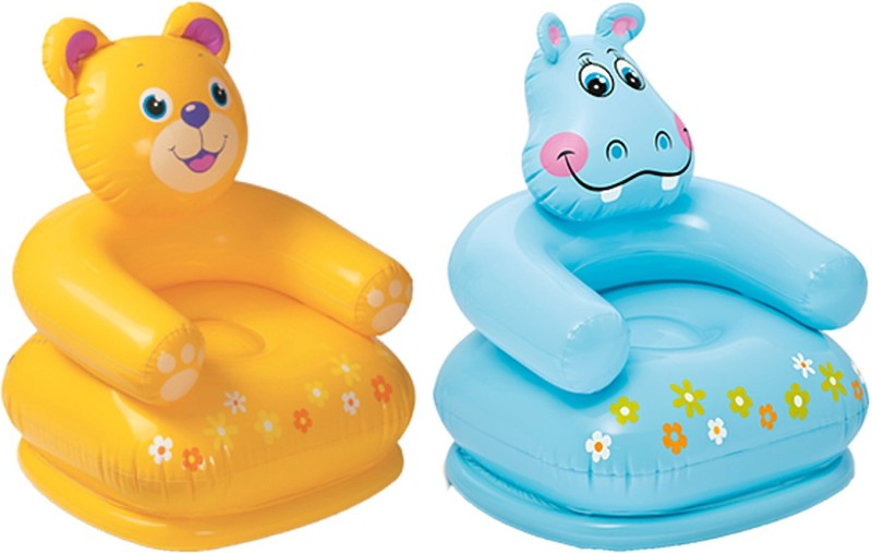 Zombi Kids Hippo Chair Blue(Blue)