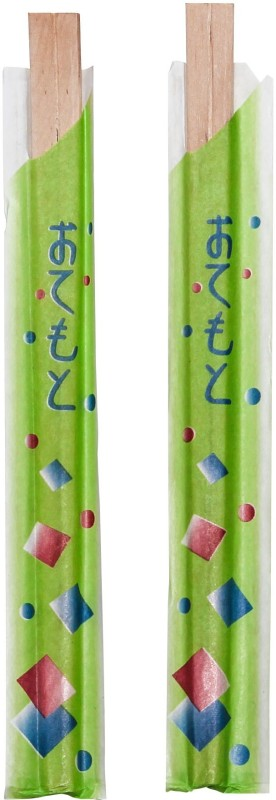 Ambassador Eating Bamboo Chinese Chopstick(Beige Pack of 50)