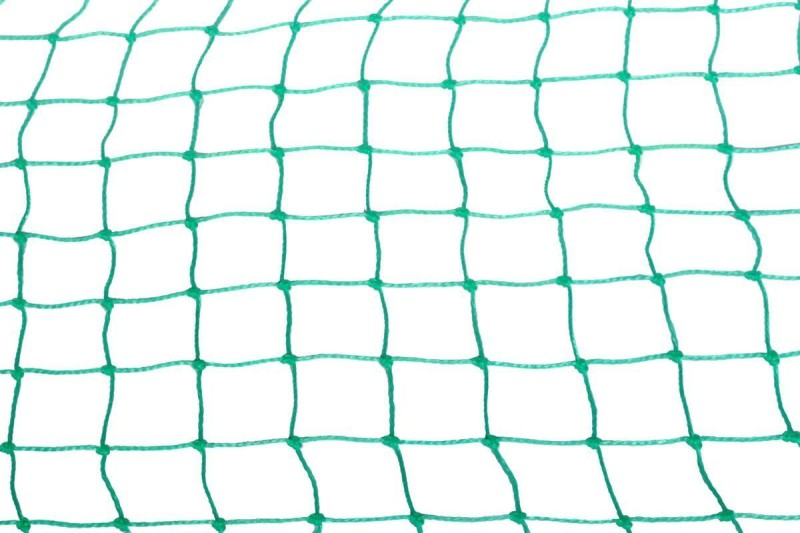 DJA GREEN COLOUR 10ft BY 10FT Cricket Net(Green)
