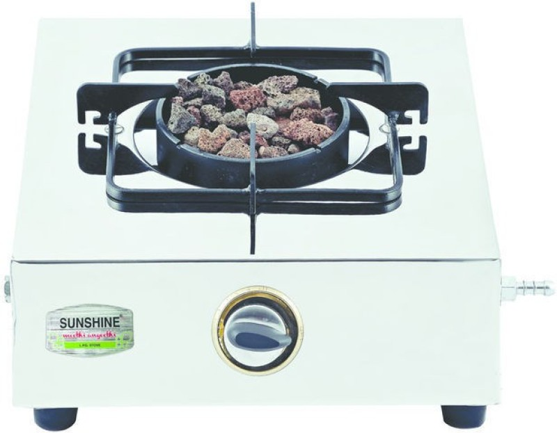 Sunshine SS1LA Stainless Steel Manual Gas Stove(1 Burners)