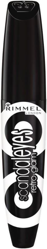 Rimmel London Scandaleyes 15 ml(001 Black)