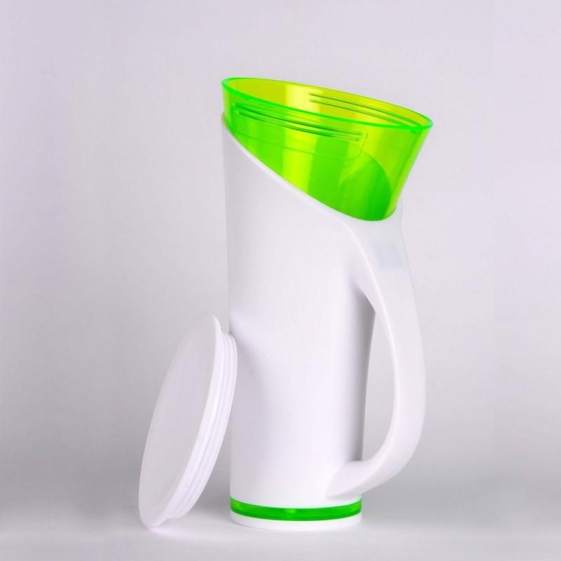 Happy2Buy Digital Smart Drink Temperature Sensor Magic Measuring Cup(400 ml)