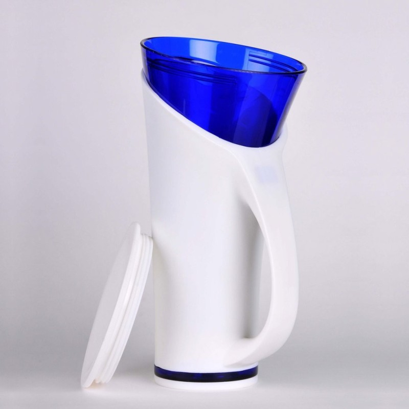 Happy2Buy Digital Drink Smart Temperature Sensor Magic Measuring Cup(400 ml)