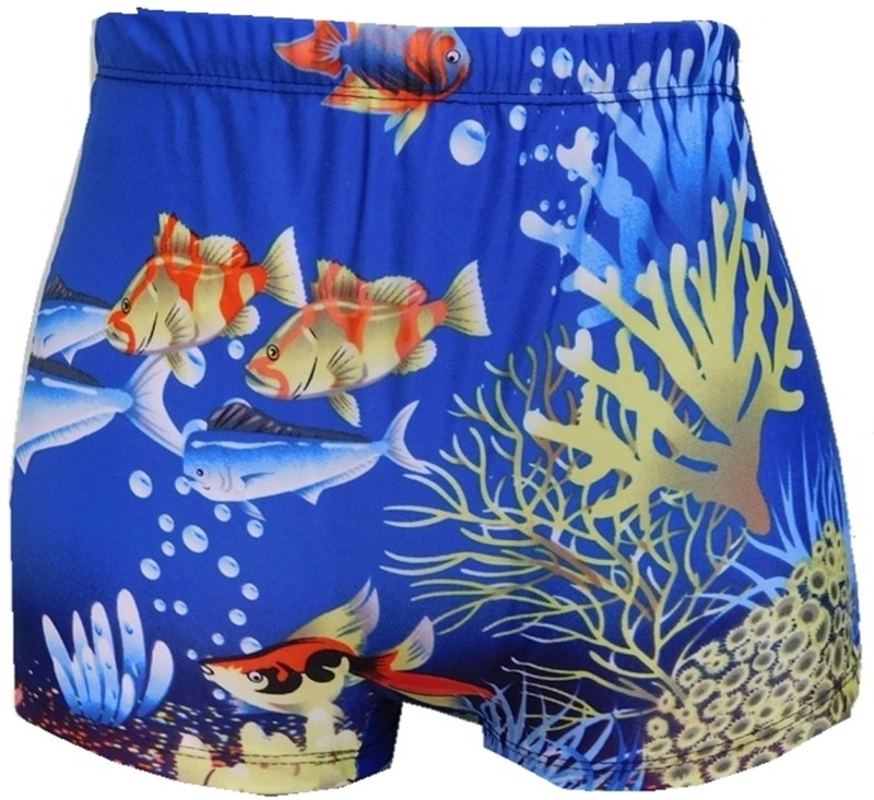 TAB HydraSwimWear Printed Boys Swimsuit