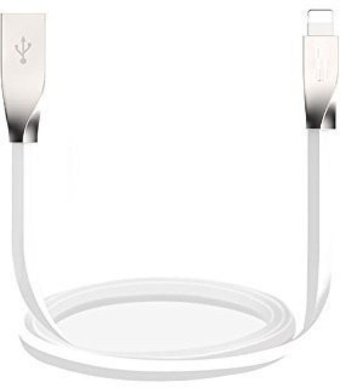 Pinaaki zync_whiteapple Sync & Charge Cable(White)