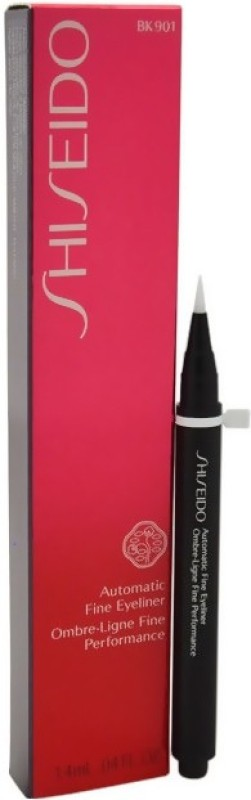 Shiseido Automatic Fine 1.4 ml(BK 901 Black)