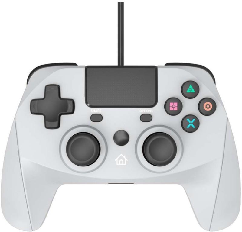 Snakebyte 4S USB  Gamepad(Grey, Black, For PS4)