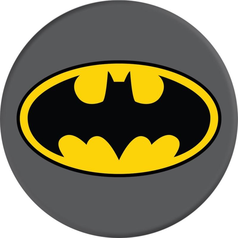 PopSockets Original & Reusable Grip- Batman Icon Mobile Holder