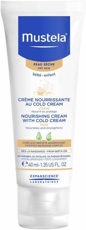 Mustela Nourishing Cream With Cold Cream(40 ml)