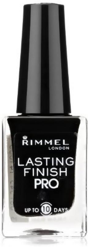 Rimmel Lasting Finish Pro Black Satin(12 ml)