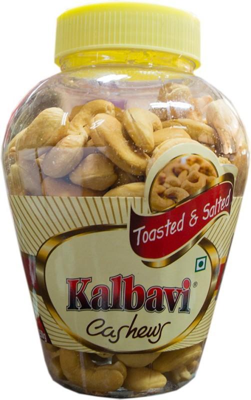 Kalbavi Cashews Toasted &Salted Cashews(250 g)