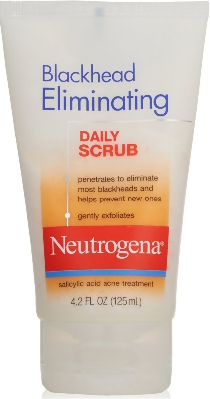 Neutrogena Blackhead Eliminating Scrub(125 ml)