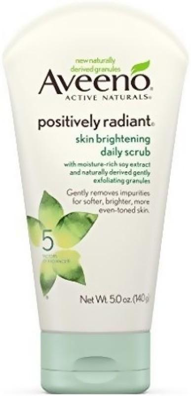 Aveeno Skin Brightening Scrub(140 g)