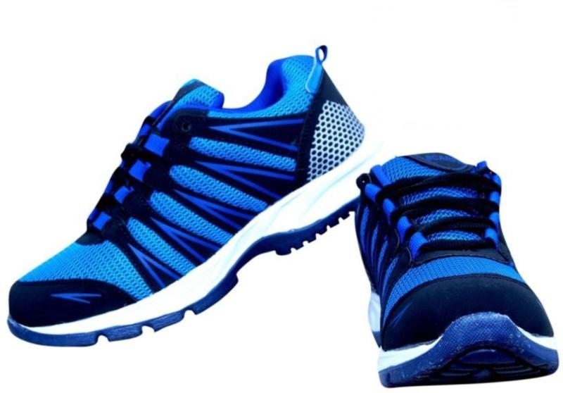 The Scarpa Shoes MRKBLAK Running Shoes For Men(Navy)