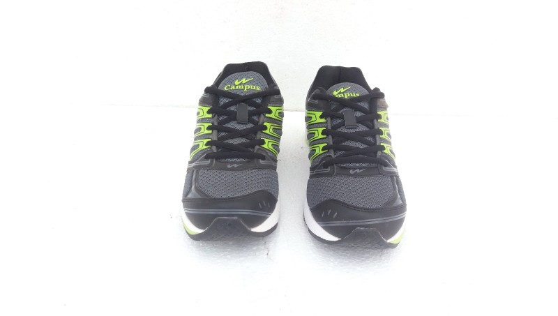 Campus Running Shoes For Men(Grey, Black, Green)