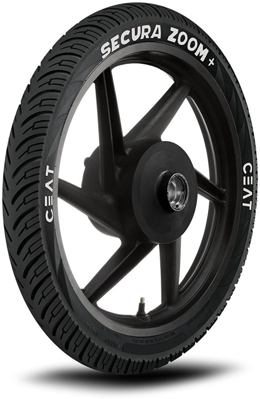CEAT 120/80-18 ZOOM+ 120/80-18 Rear Tyre(Dual Sport, Tube)