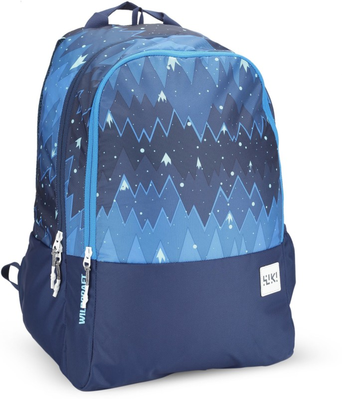 Wildcraft Wiki 1 Ombre 29.5 L Backpack(Blue)