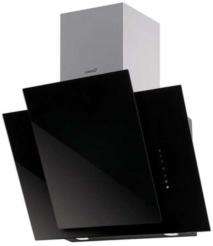 Cata Podium BK Black 60 cm (with free sandwich maker from giftipedia) Wall Mounted Chimney(Black 1100 CMH)