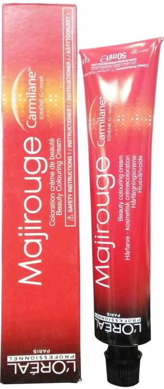 LOreal Professionnel Majirouge Hair Color(C3.66 Dark Extra Red Brown)