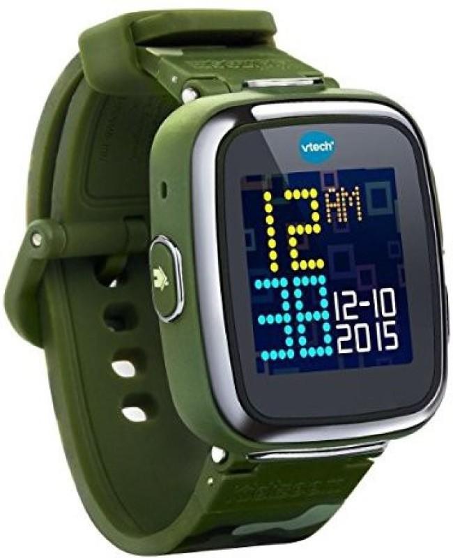 VTech Kidizoom Smartwatch Dx - Camouflage - Online Exclusive(Multicolor)